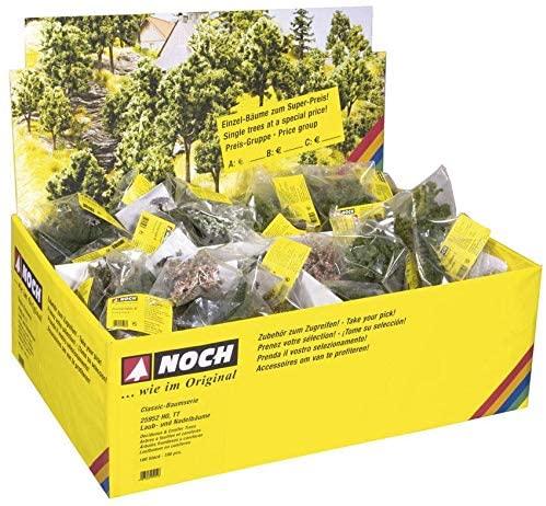 Noch 25952 Classic Tree Assort 100/ H0,Tt Scale  Model Kit