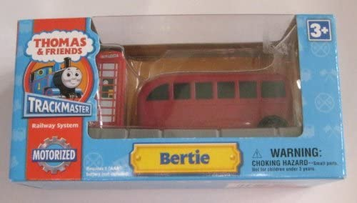 Thomas & Friends - Bertie - Trackmaster - Motorized