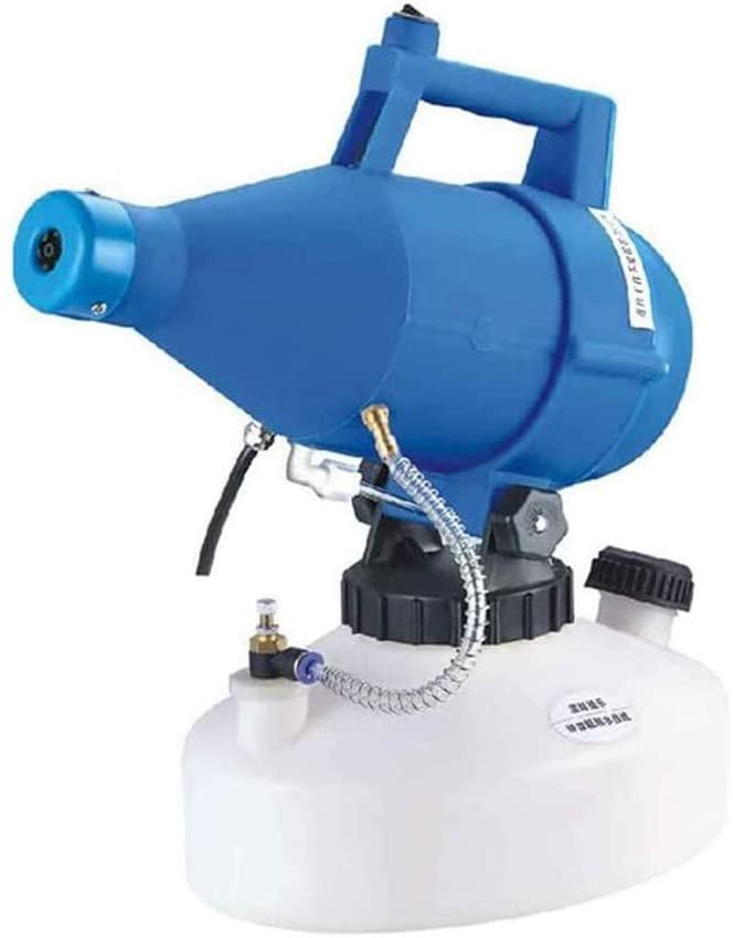 4.5L Electric ULV Fogger Sprayer Disinfection Machine Atomizer Farm Office Industrial Watering Irrigation Sprayers Home Garden Supplies,110v