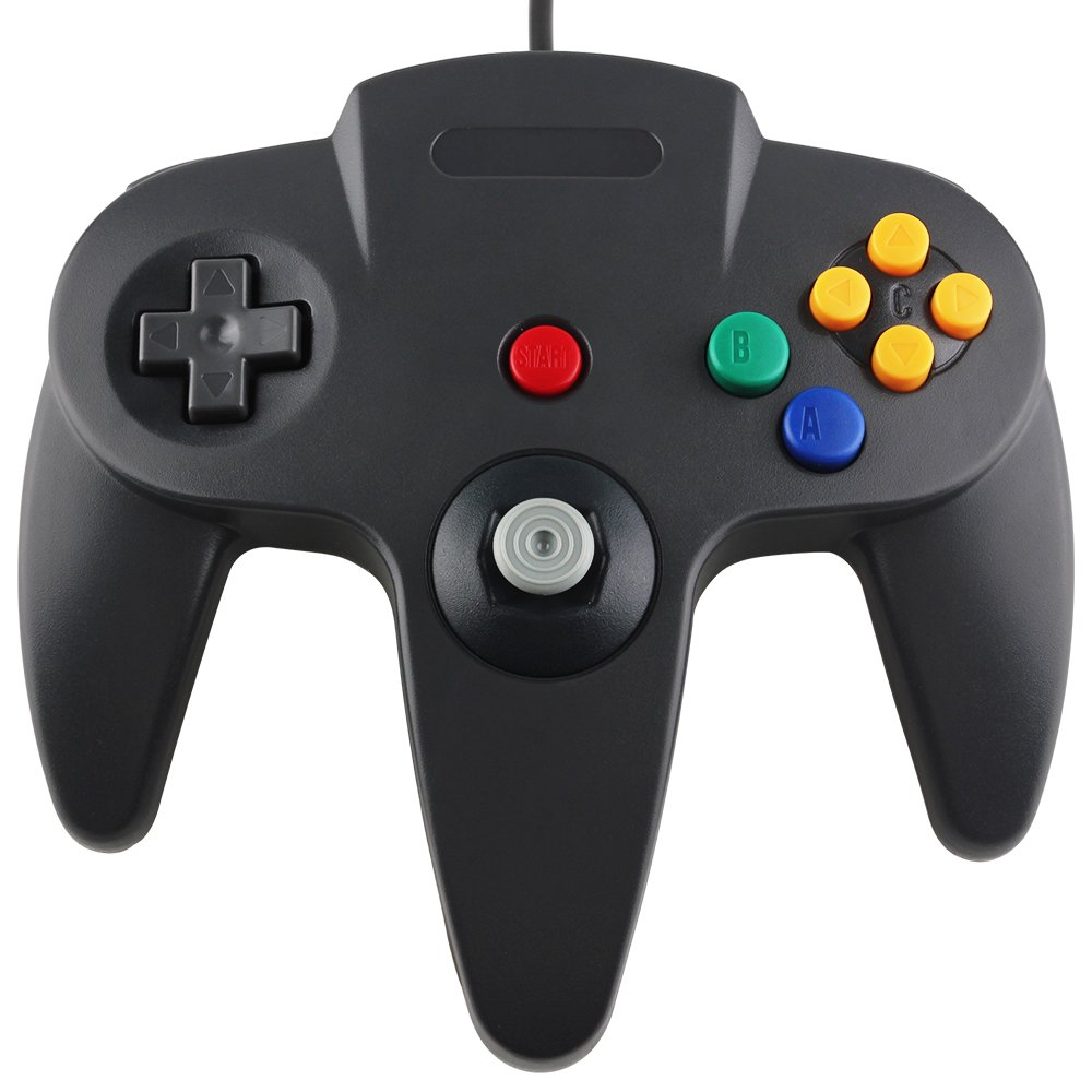 Kycola GP02 Wired Joystick Controller for N64