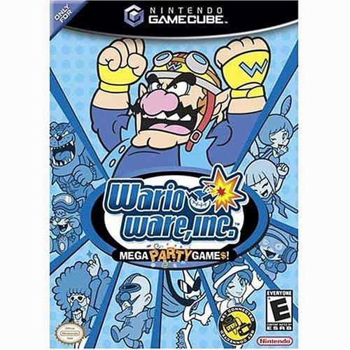 Wario Ware, Inc. Mega Party Games! (Renewed)