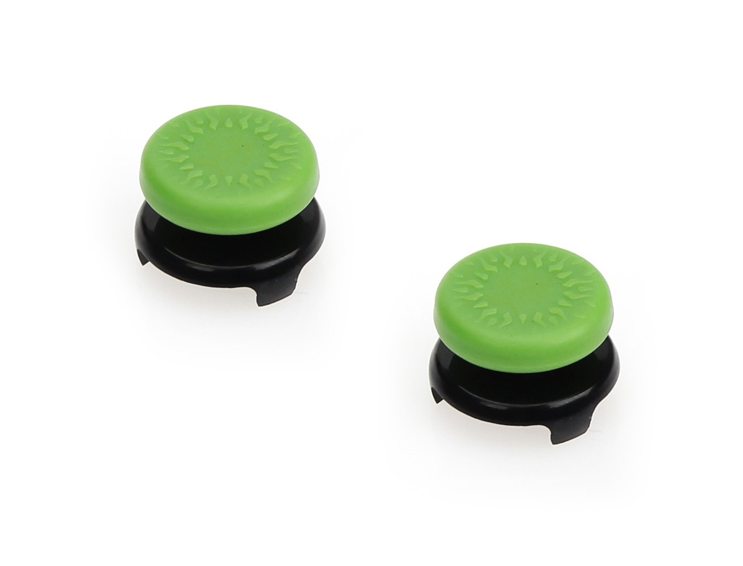 DHgateBasics Xbox One Controller Thumb Grips - Pack of 2, Green