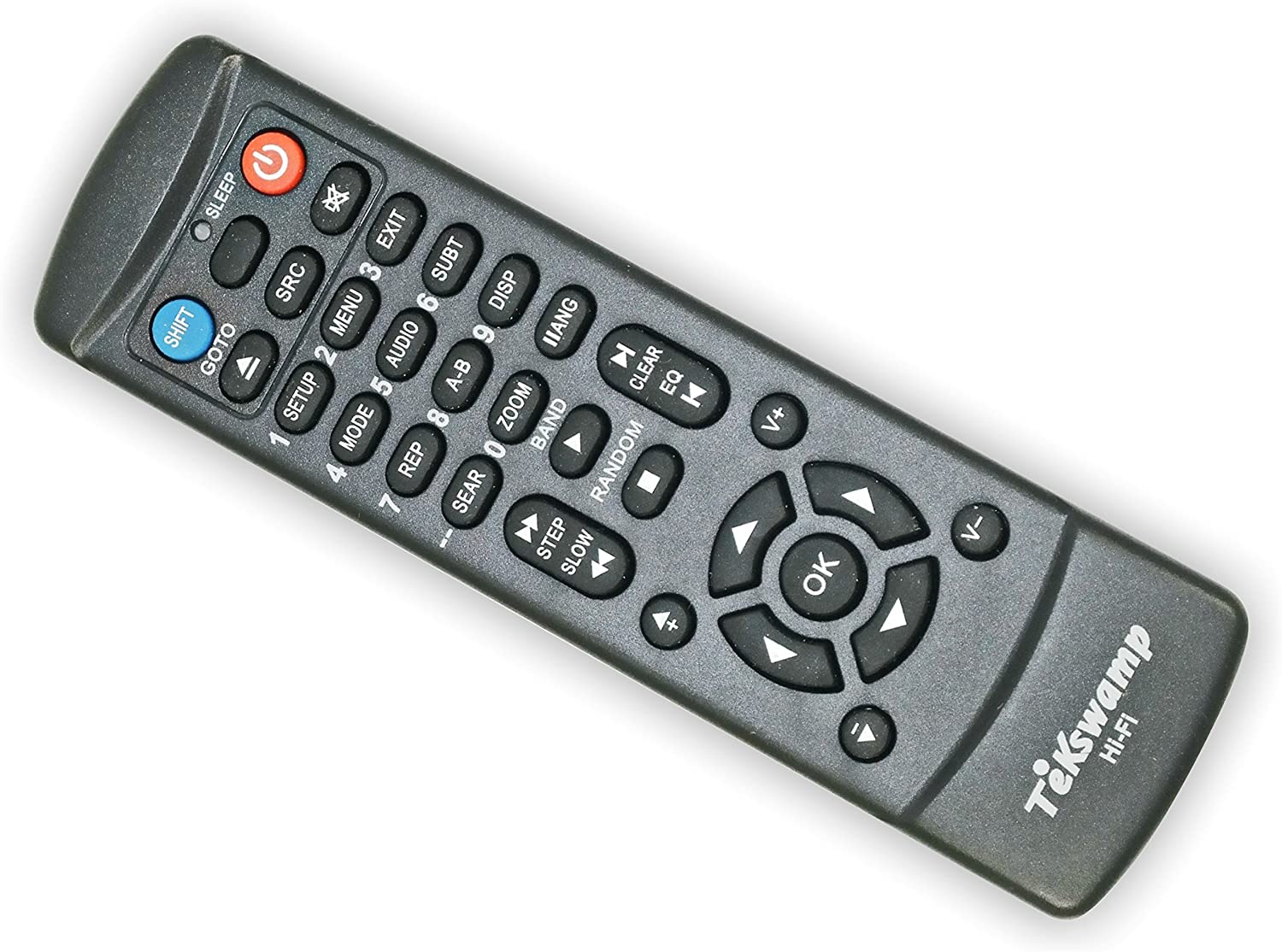 Remote Control for Sony Playstation 2 by Tekswamp
