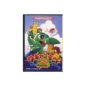 FC NES JP Game Wagyan LAND 2 Namco Famicom