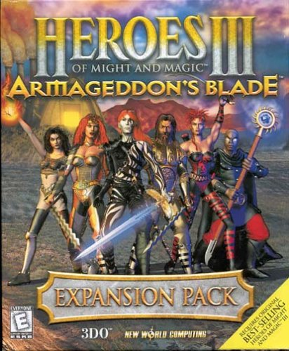 Heroes of Might and Magic 3 Expansion Pack: Armageddon's Blade - PC