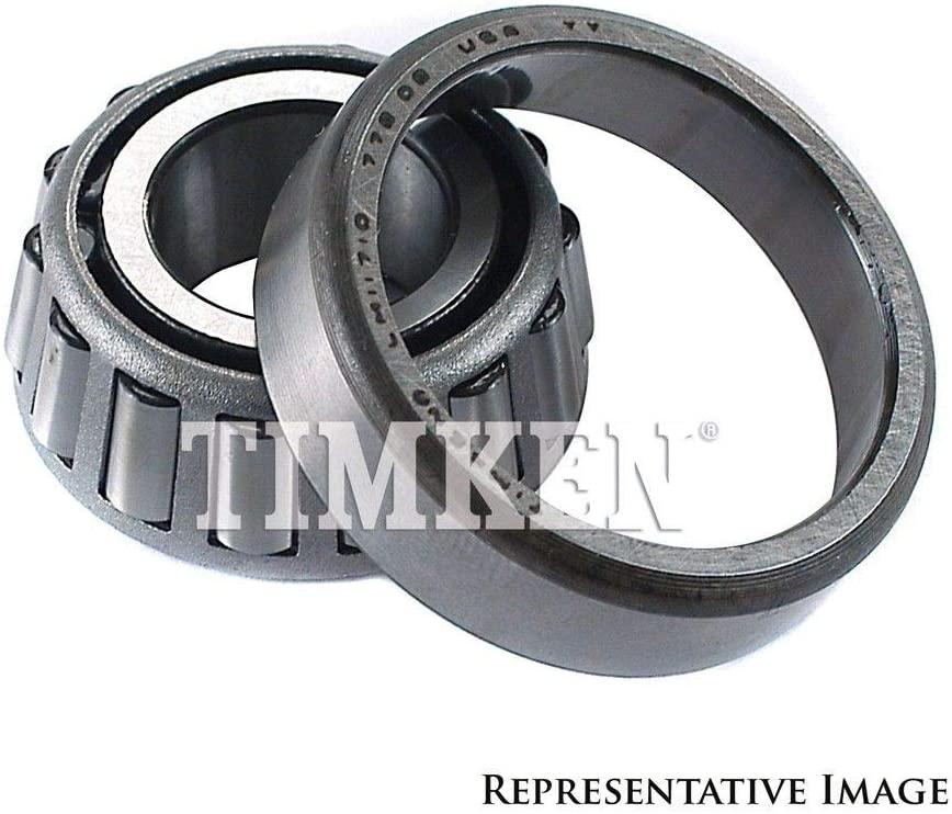 Timken SET408 MileMate Wheel Bearing Set