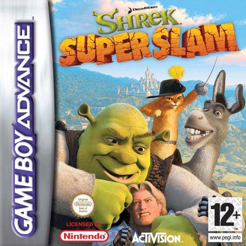 Shrek: Super Slam (GBA)
