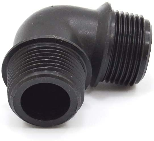 S&M 723032 Male Threaded Elbow, 1