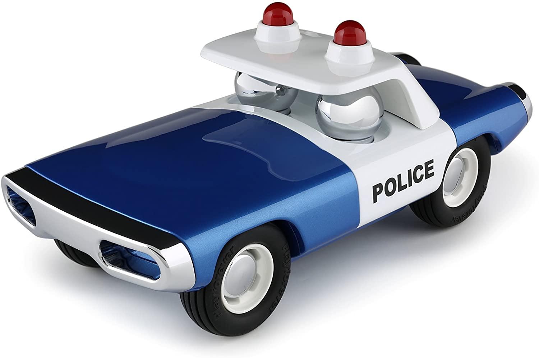 Playforever Maverick Heat - Voiture De Police Blue