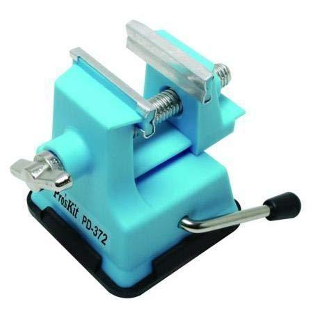 PROSKIT INDUSTRIES 22-11620 Vice, Vacuum, Mini, 25 mm Jaw Opening