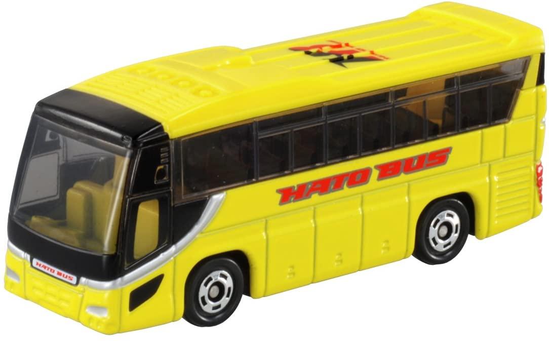 Takara Tomy Tomica #042 Hato Bus