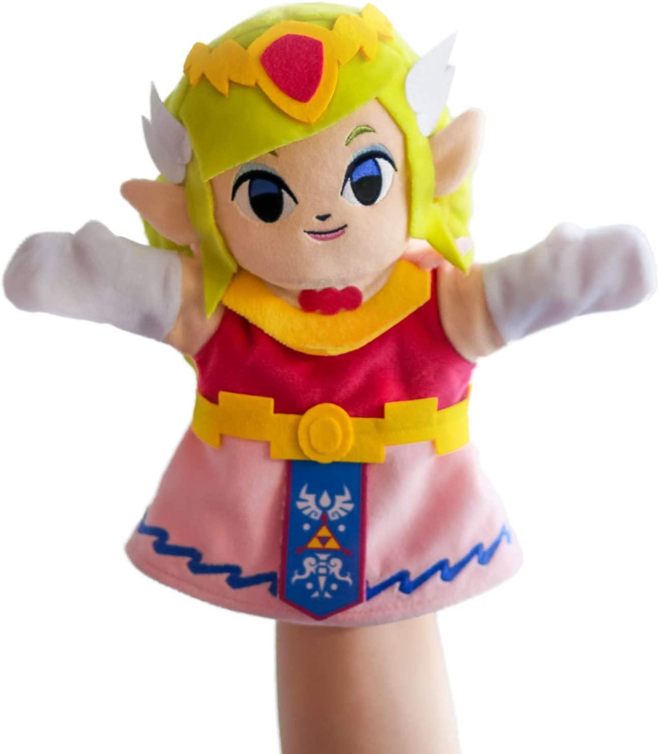 Hashtag Collectibles Princess Zelda Puppet (The Legend of Zelda)