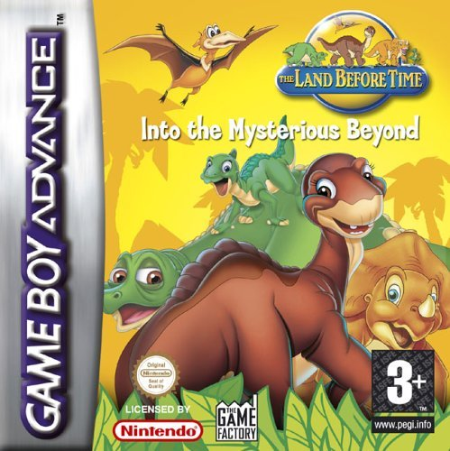 Game Boy Advance - The Land Before Time - [PAL EU]