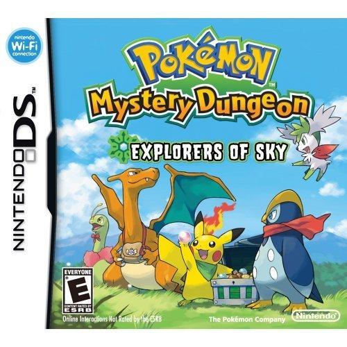 Pokémon Mystery Dungeon: Explorers of Sky (Renewed)