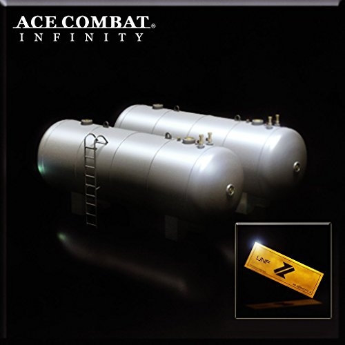 Ace Combat Infinity Stocked Fuel & Special Supply Ticket Set W - PS3 [Digital Code]