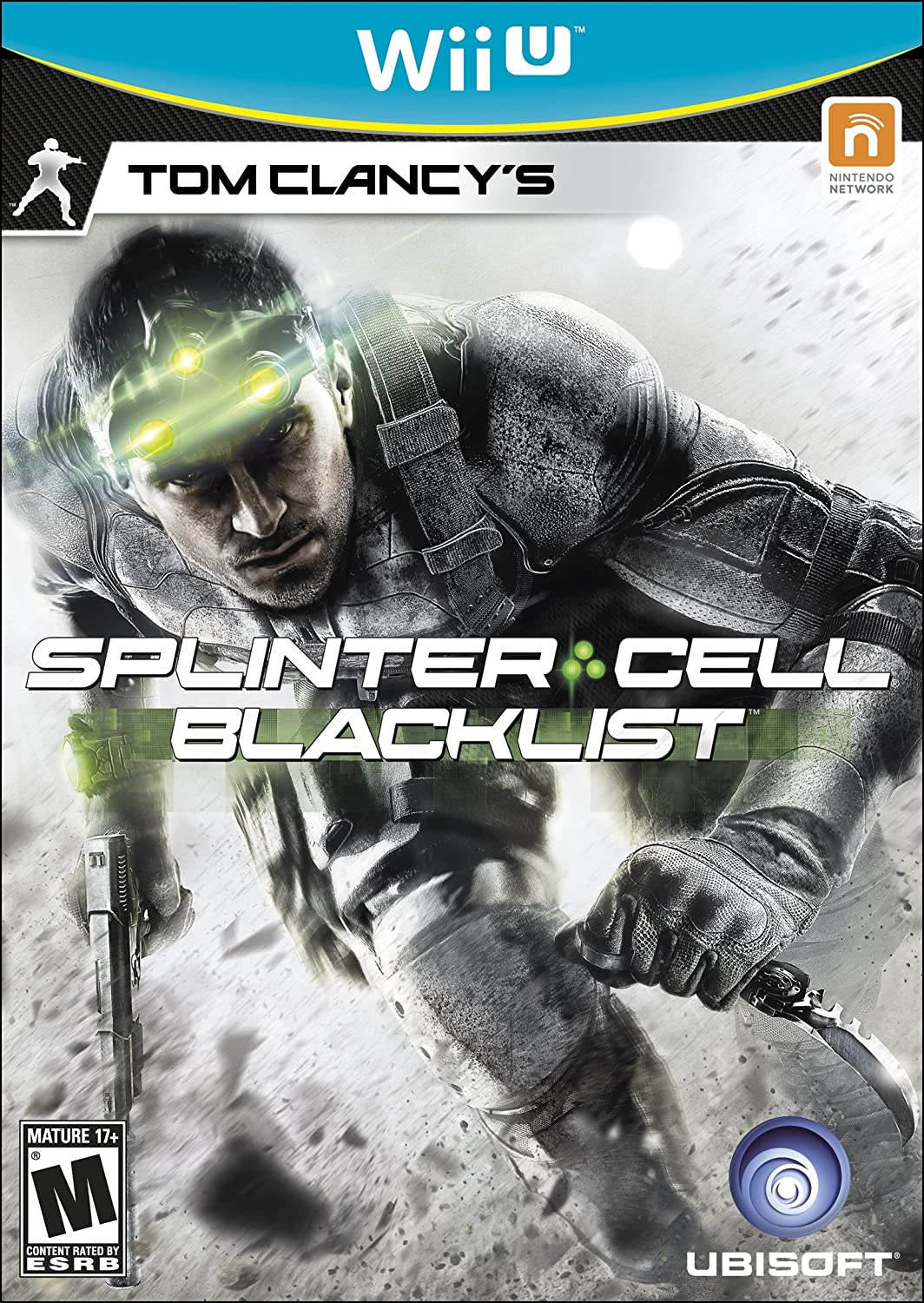 Tom Clancy's Splinter Cell Blacklist (Nintendo Wii U)