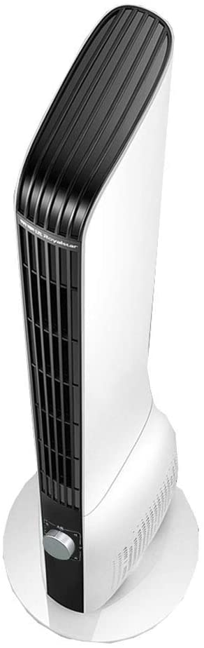 Air Conditioner Cooler 3 Speed and 3 Unique Wind Modes Oscillating Tower Fan with Remote Control Ultra-Quiet Cooling Solution for Your Home or