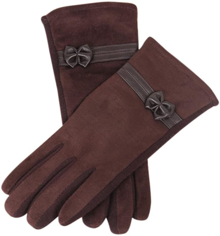 IEason Gloves, 1Pair Winter Warm Screen Riding Drove Gloves for Women