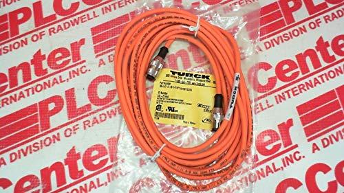 TURCK ELEKTRONIK RK 4.4T-5-RS 4.4T/S771/S1587/S3236 U2-21444 - EUROFAST Molded CORDSET