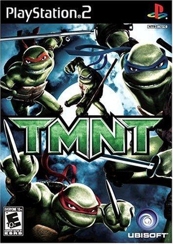 Tmnt - PlayStation 2 (Renewed)