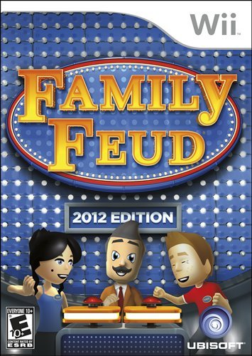 Family Feud 2012 - Nintendo Wii