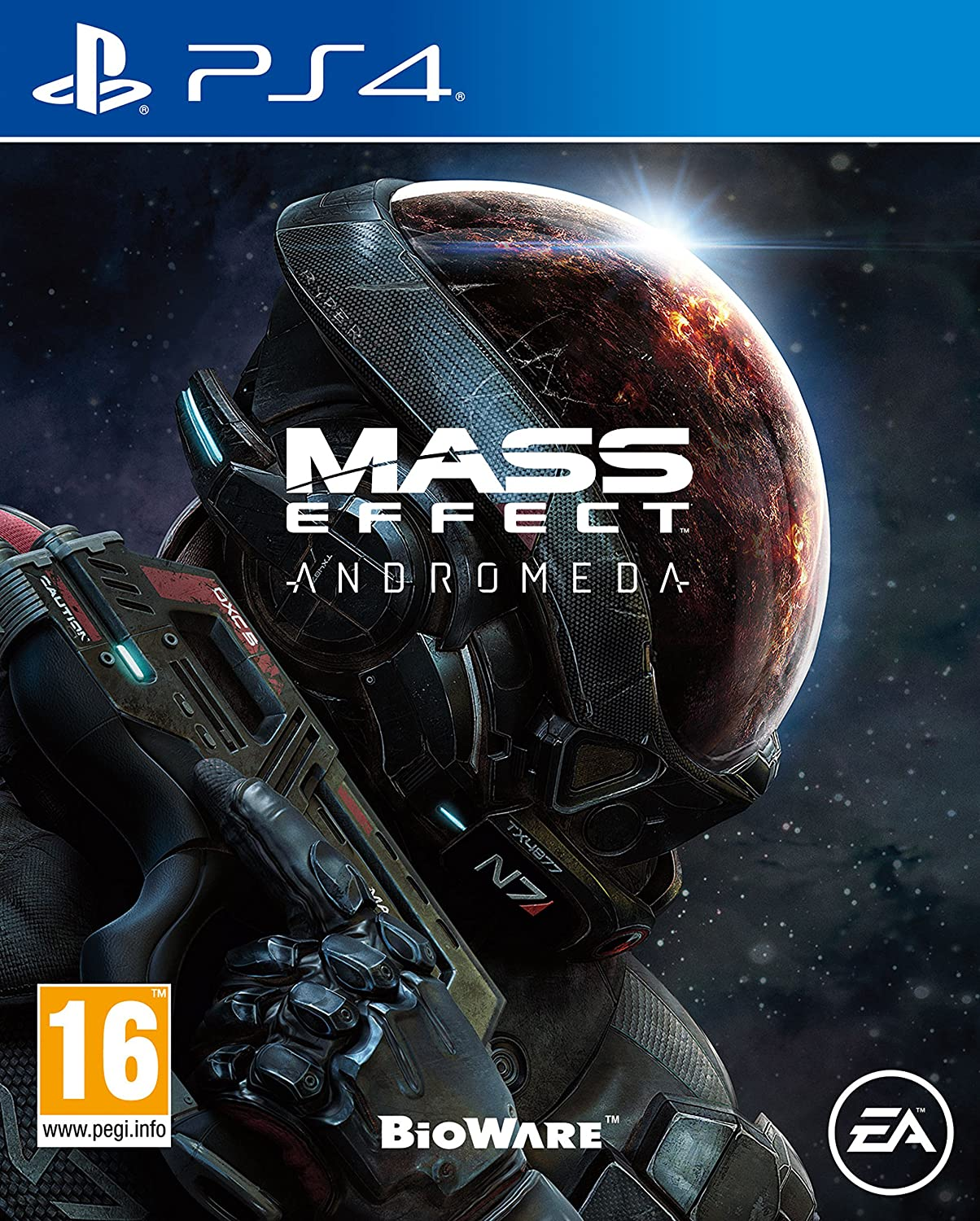 Mass Effect Andromeda (PS4)
