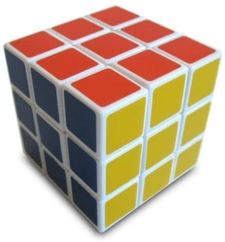 Shengshou White Standard Speed Cube - Fair Price 3x3 Speedcube
