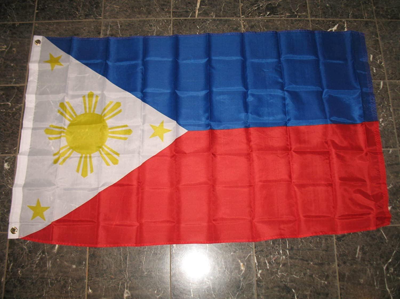 3X5 Philippines Super Polyester Flag 3'X5' Banner Brass Grommets
