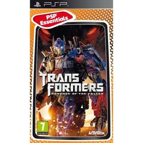 Transformers: Revenge of the Fallen - The Game (PSP)