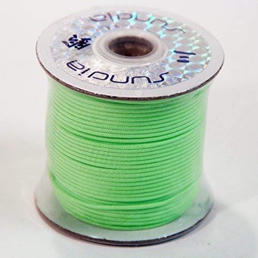 Sundia Diabolo String - 65m Roll- Lime