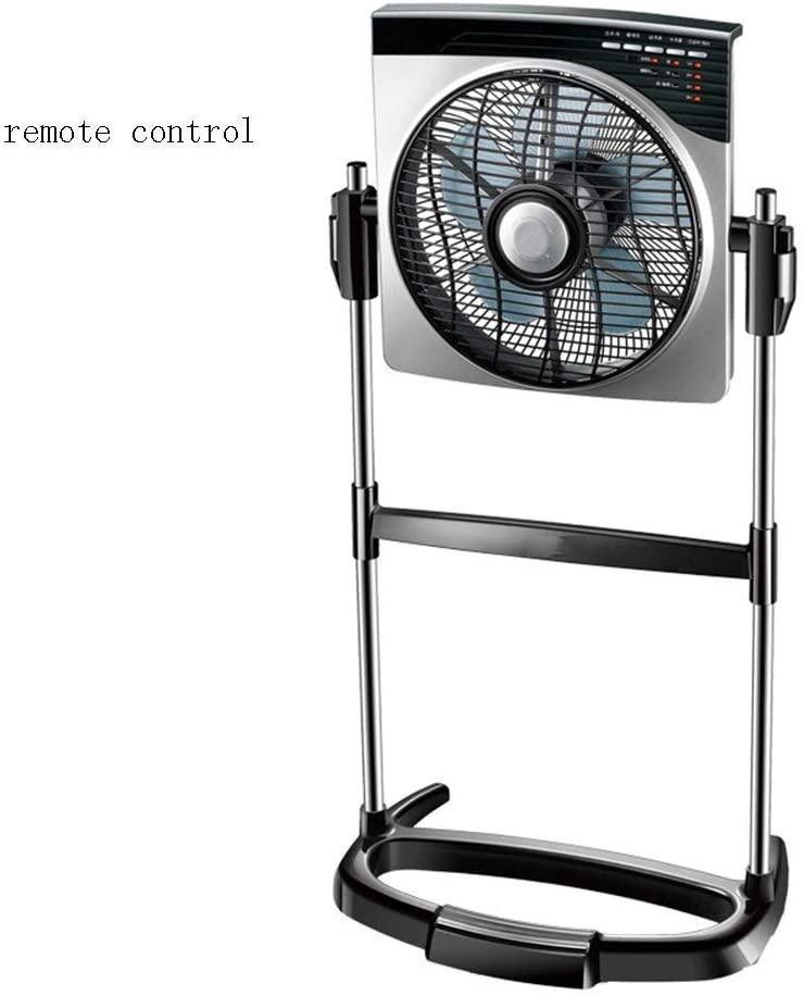Practical Electric Fan, Turning Page Fan, Home Vertical Silent Fan, Floor Fan. for Living Room Bedroom Office, BOSS LV,