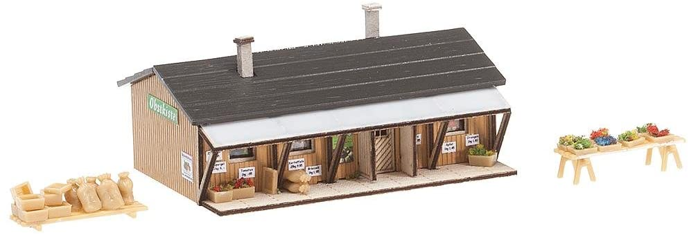 Faller 232369 Obstkiste Farm Shop Kit IV