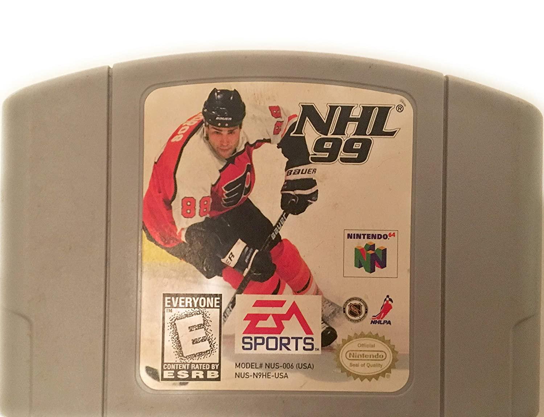 NHL Breakaway 99 - Nintendo 64 (Renewed)