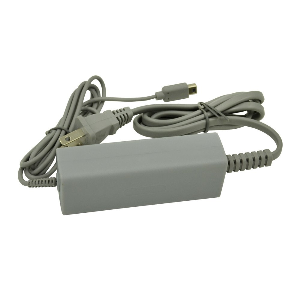 Childhood AC Power Supply Adapter Wall Charger for Wii U Gamepad