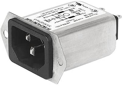 SCHURTER - 5120.0306.0 - Power Entry Module, 10A, 250VAC