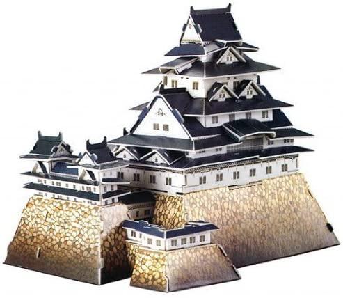 3d Himeji-jo Palace Castle in  Japan 3 D Puzzle