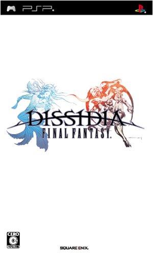 Dissidia Final Fantasy (PSP Japanese Import)