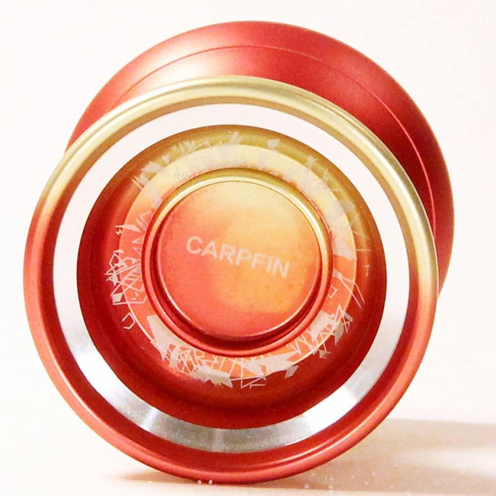 Magic Yo-Yo Carpfin Aluminum Performance Yo-Yo (Sunset Series 2)