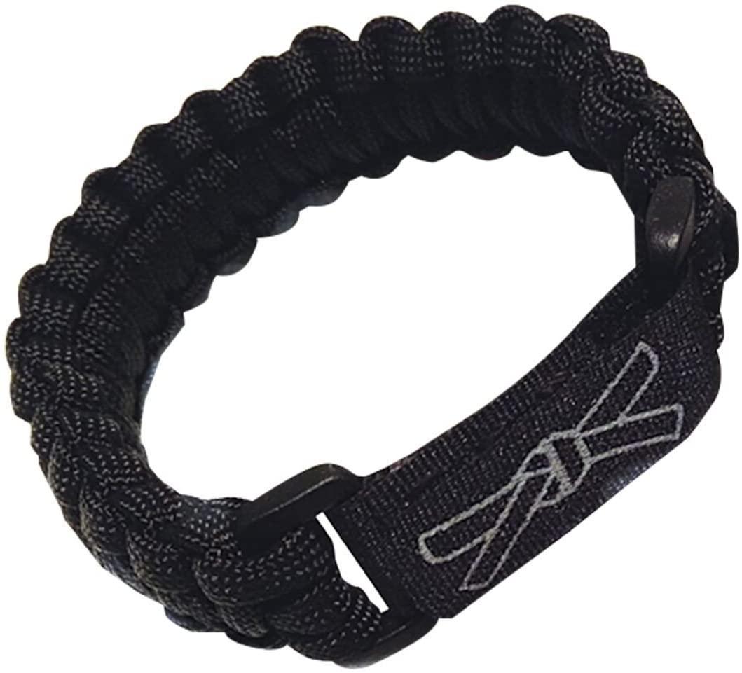 BlackBeltShop Paracord Rank Bracelet