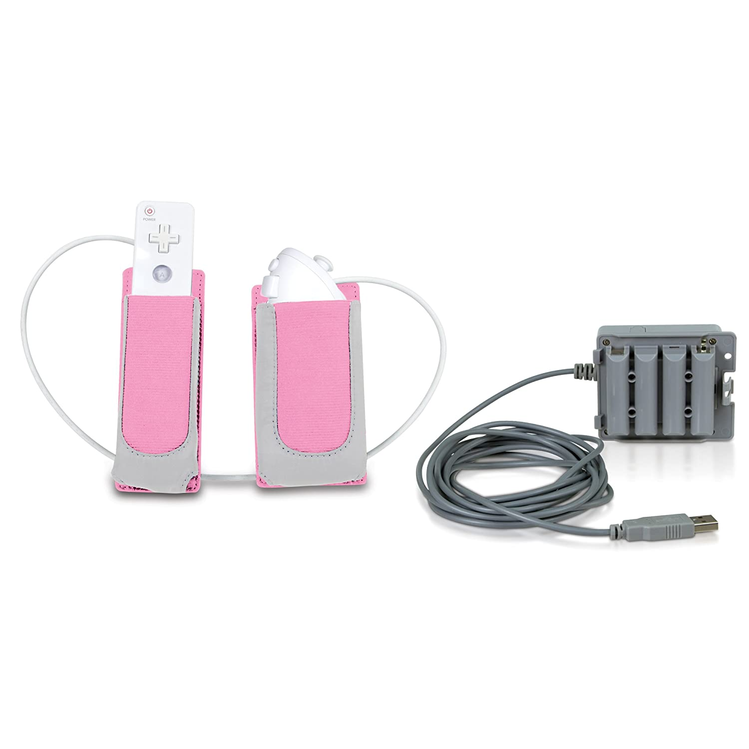 Wii Fit 2 in 1 Lady Fitness 2 Fit Workout Kit