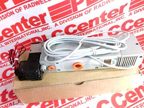 SMC NZL112K15LZE25L Pressure Switch 21-100PSI 0-25IN-HG