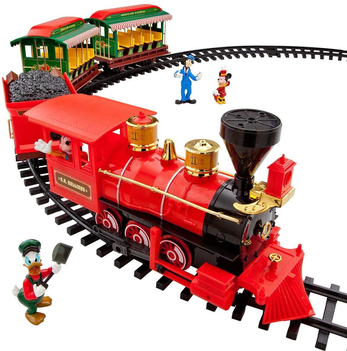 Walt Disney World Resort Railroad Train Set
