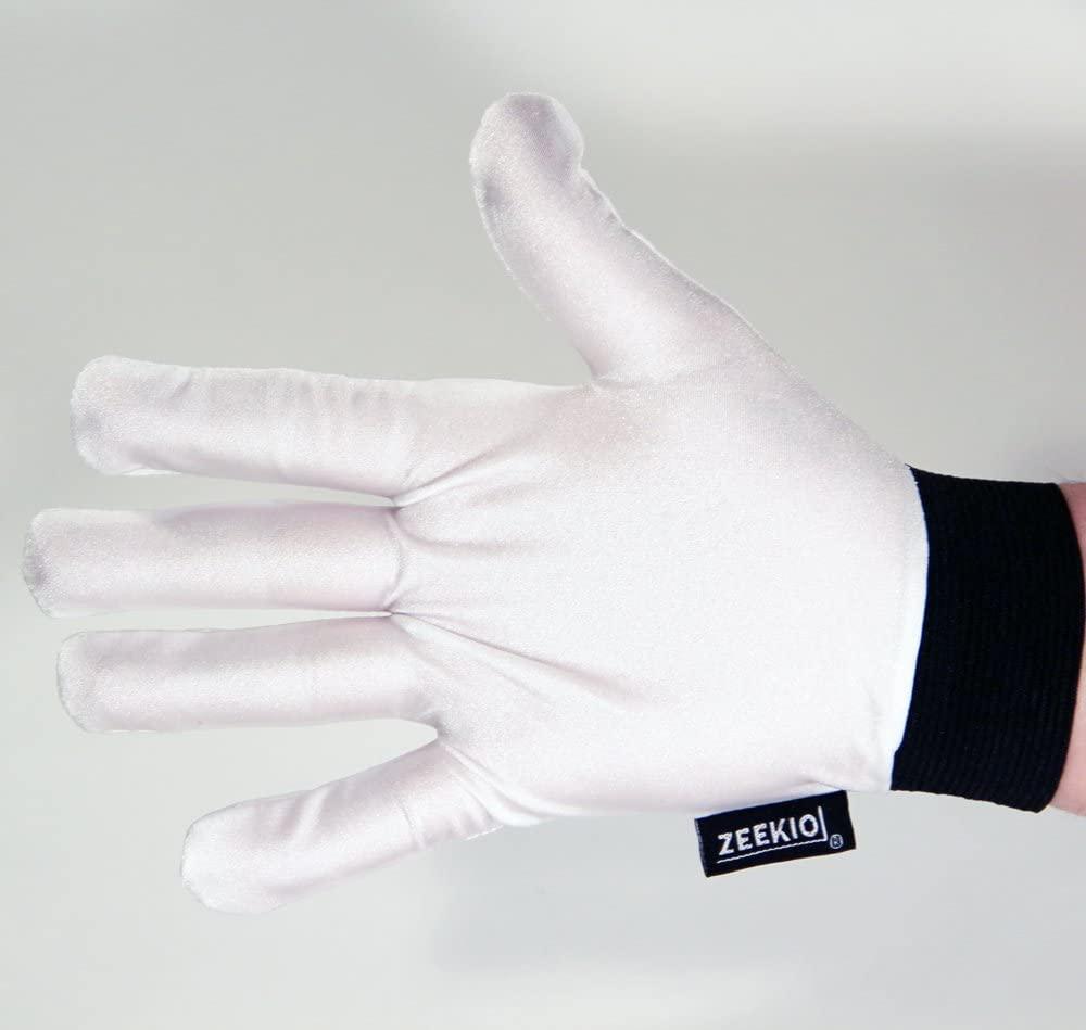 Zeekio Five Finger Yo-Yo Glove - Small White