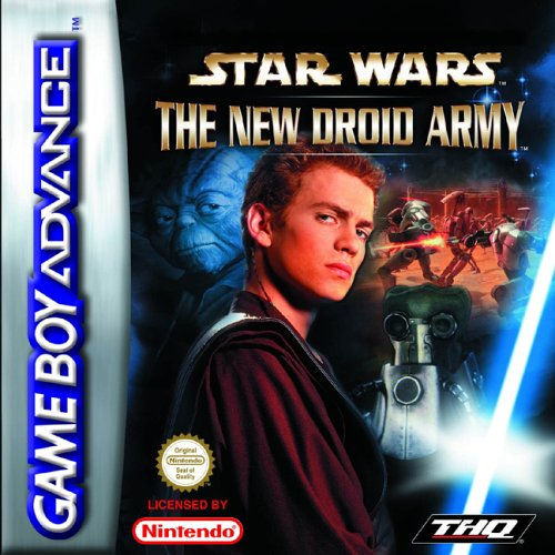 Star Wars: The New Droid Army (Nintendo Game Boy Advance. 2002)