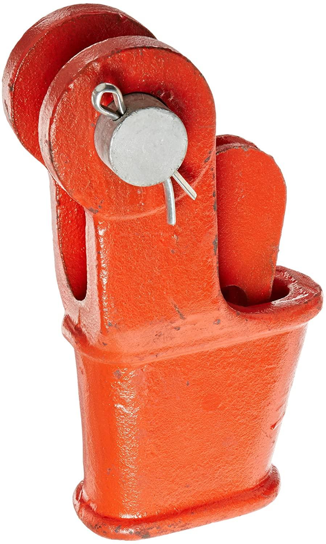 Indusco 78700334 Painted Finish Cast Alloy Steel Wedge Socket, 7/8