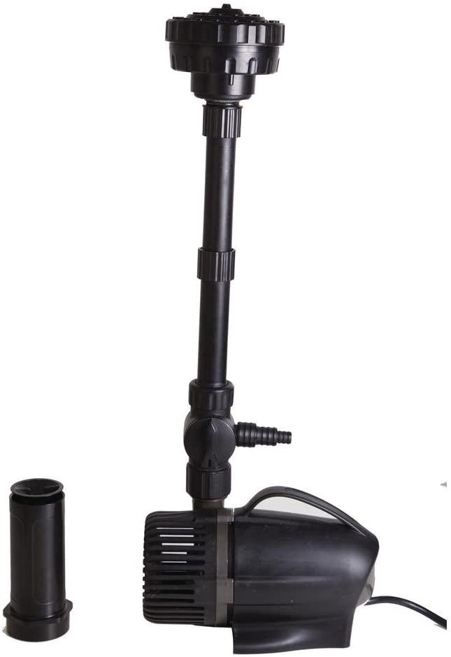 TotalPond 36139 Nozzle Kit, Black