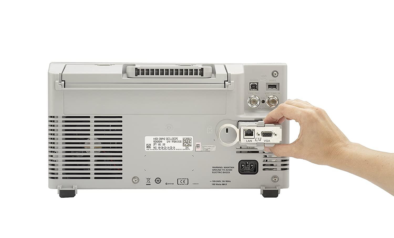 KEYSIGHT DSOXLAN LAN/VGA Module for The InfiniiVision 2000 and 3000 X-Series Oscilloscope