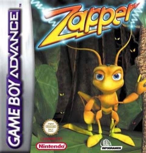 Zapper - One Wicked Cricket (Gameboy Advance)