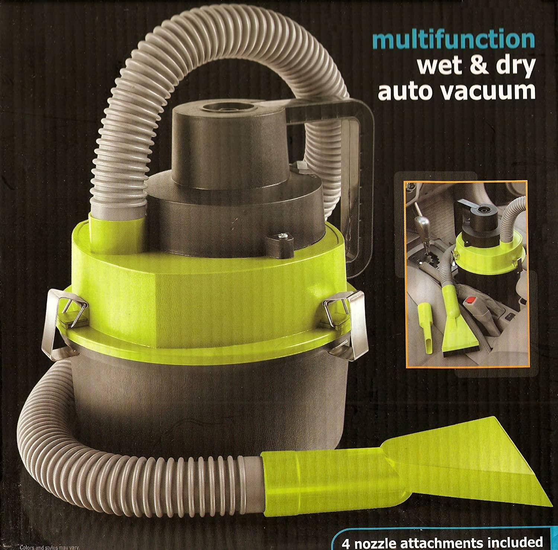 The Black Series Multifunction Wet & Dry Auto Vacuum