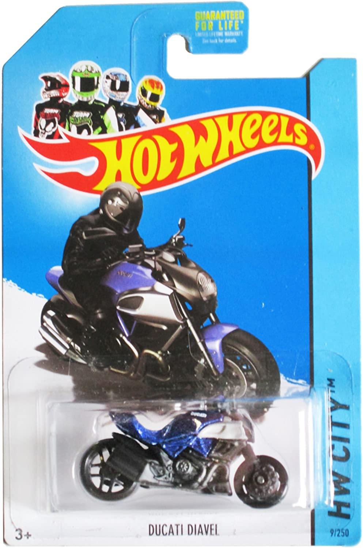 Hot Wheels HW City 9/250 Ducati Diavel
